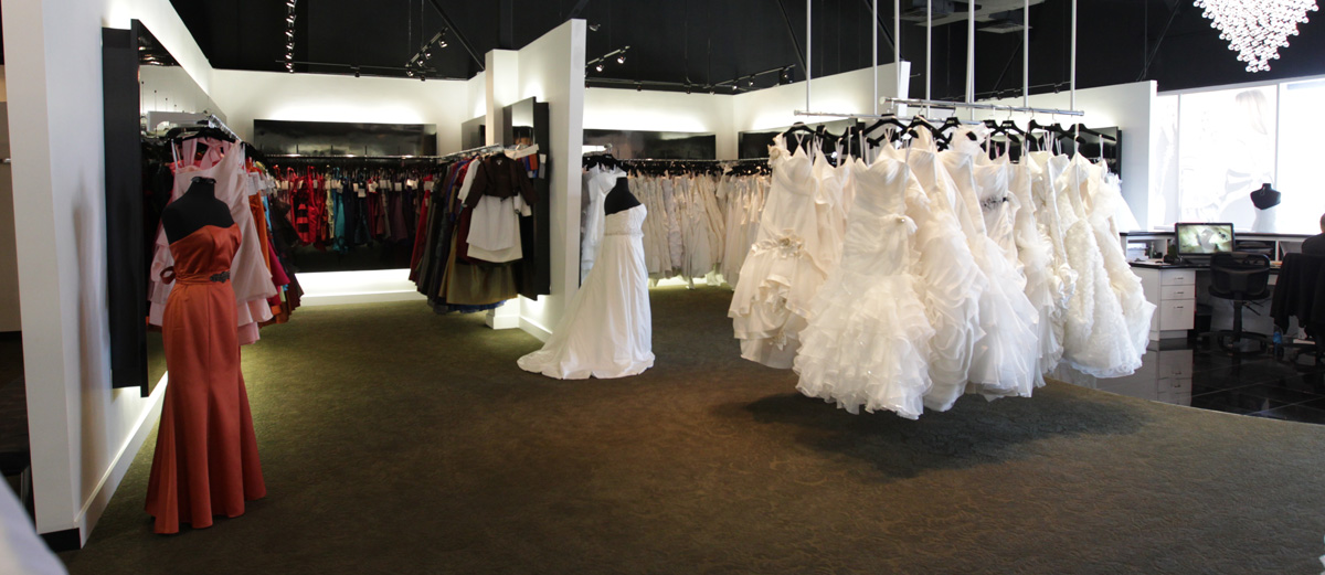 Christian Bridal Shop Close Doors After Receiving Death